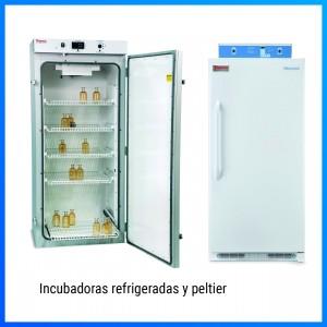 Catálogo Incubadoras Refrigeradas