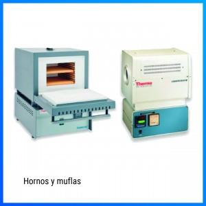 Catálogo Muflas y Hornos