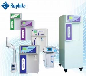 Sistemas de laboratorio Rephile